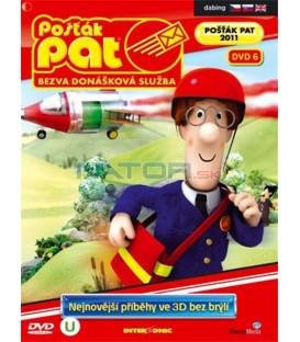 Pošťák Pat - Bezva donášková služba 6 DVD