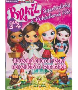 Bratz DVD 3-4 (Bratz Babyz) 2XDVD