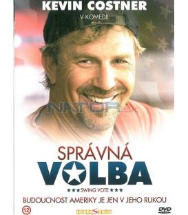 Správná volba DVD (Swing Vote) DVD