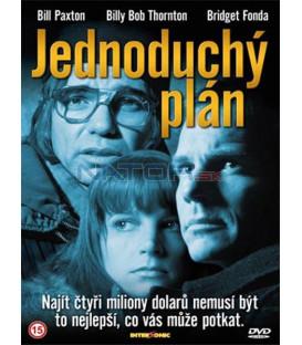 Jednoduchý plán (A Simple Plan) DVD