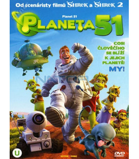 Planeta 51 (Planet 51) DVD
