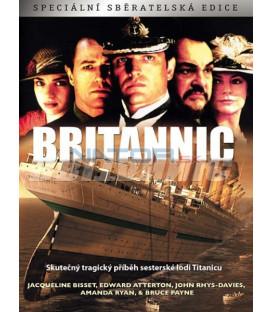 Britannic DVD