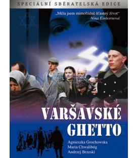 Varšavské ghetto (Ninas resa) DVD