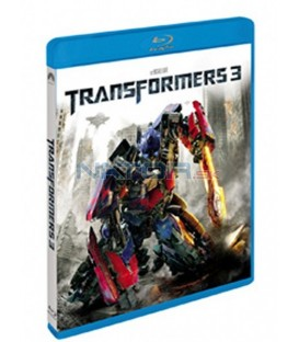 Transformers 3. (Blu-ray)   (Transformers: The Dark of the Moon)