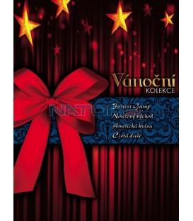 Vánoční kolekce 4DVD Paramount   (Christmas Boxset Paramount (4DVD))