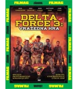 Delta Force 3: Vražedná hra DVD (Delta Force 3: The Killing Game,)