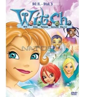 W.I.T.C.H 2.série - disk 3  (W.I.T.C.H. Vol 2 - Disc 3)