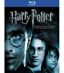 Kolekce: Harry Potter: Roky 1-7 11 x Blu-ray