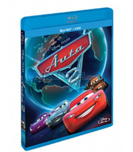 Auta 2. BD+DVD (Combo Pack)