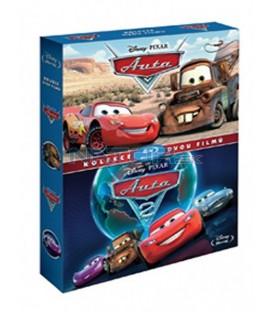 Kolekce: Auta 1+2 2 Blu-ray