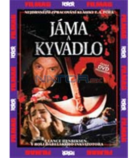 Jáma a kyvadlo DVD (The Pit and the Pendulum) DVD