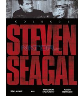 Kolekce: Steven Seagal 4 DVD