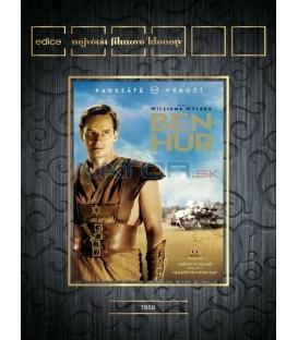 Ben Hur: Výroční edice 2DVD   (Ben Hur) - Edice Filmové klenoty
