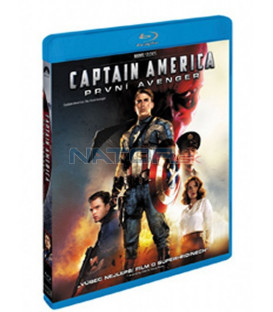 Captain America: První Avenger (Blu-ray)   (Caaptain America: The First Avenger)