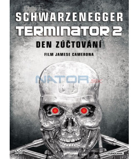 Terminator 2: Den zúčtování (Terminator 2: Judgment Day) DVD