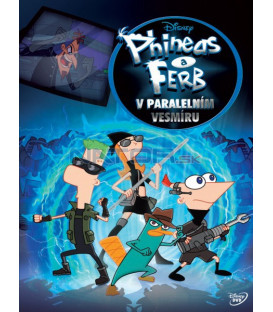 Phineas a Ferb v paralelním vesmíru   (Phineas and Ferb: Across 2nd Dimension)