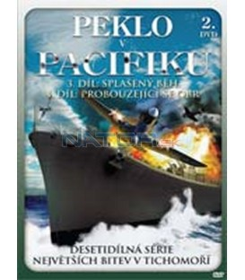 Peklo v Pacifiku – 2. DVD (Hell in the Pacific) – SLIM BOX  DVD