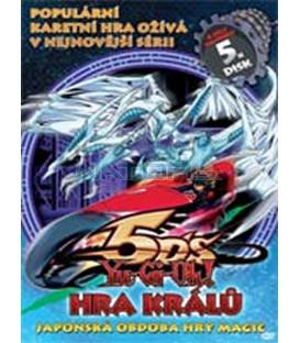 Yu-Gi-Oh 5D´s – 5. DVD – SLIM BOX