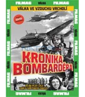 Kronika bombardéra DVD (Kronika pikiryjuščego bombardirovščika) DVD