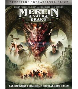 Merlin a válka draků (Merlin and the War of the Dragons) DVD