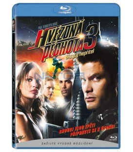 Hvězdná pěchota 3: Skrytý nepřítel Blu-ray (Starship Troopers 3: Marauder)
