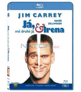 Já, mé druhé já a Irena Blu-ray (Me, Myself & Irene)