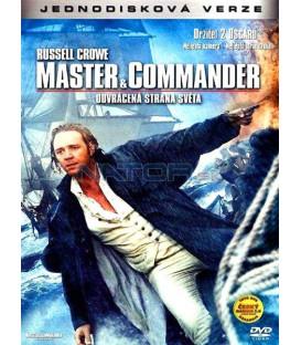 Master & Commander: Odvrácená strana světa (Master and Commander: The Far Side of the World) DVD
