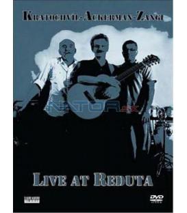 Kratochvíl, Ackerman, Zangi - Live at Reduta
