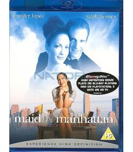 Krásna Pokojská -Blu-ray (Maid in Manhattan)
