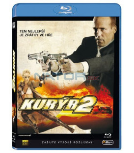 Kurýr 2 -Blu-ray (Transporter 2)
