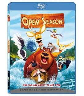 Lovecká sezóna Blu-ray (Open Season)