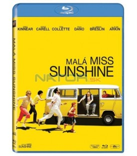 Malá Miss Sunshine -Blu-ray (Little Miss Sunshine)