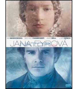 Jana Eyrová  2011 (Jane Eyre) DVD