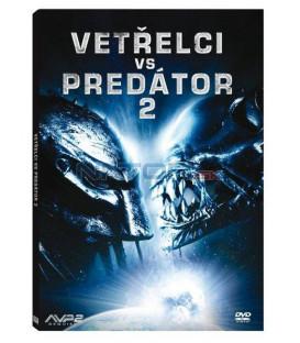 Vetřelci vs Predátor 2 (Aliens vs. Predator: Requiem) DVD
