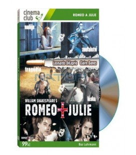 Romeo a Julie (Romeo + Juliet) DVD