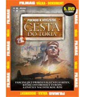 Pochod k vítězství - Cesta do Tokia 5. DVD (March to Victory: Road to Tokyo)