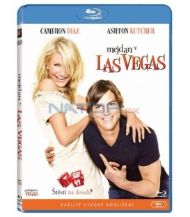 Mejdan v Las Vegas -Blu-ray (What Happens in Vegas)