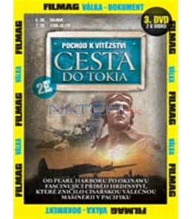 Pochod k vítězství - Cesta do Tokia 3. DVD (March to Victory: Road to Tokyo)