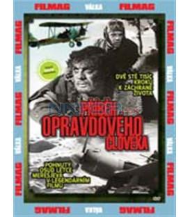 Příběh opravdového člověka (Povest o nastojaššem čeloveke,) DVD