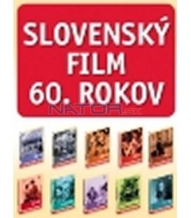10 DVD Boxset 60. roky (Slovak Cinema of the 60´s)