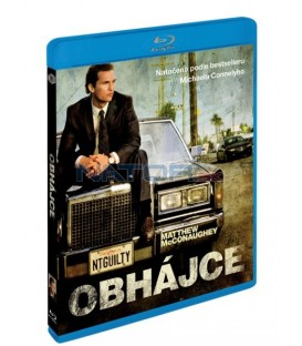Obhájce (The Lincoln Lawyer) 2011 - Blu-ray