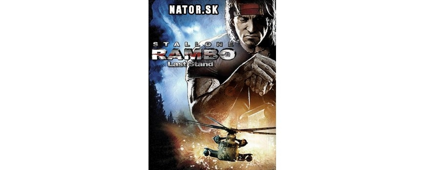Rambo: Last Blood (Posledná krv).