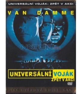 Universální voják - Zpět v akci (Universal Soldier: The Return) DVD