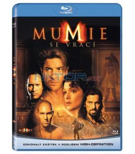 Mumie se vrací-Blu-ray (Mummy Returns, The)
