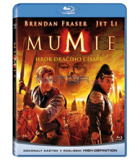 Mumie: Hrob Dračího císaře -Blu-ray (Mummy: Tomb of the Dragon Emperor, The)