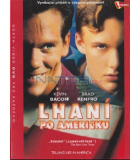 Lhaní po americku (Telling Lies in America) DVD