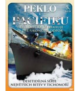 PEKLO V Pacifiku – 5. DVD (Hell in the Pacific) – SLIM BOX DVD