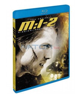 Mission: Impossible 2 (Blu-ray)  (Mission: Impossible 2)
