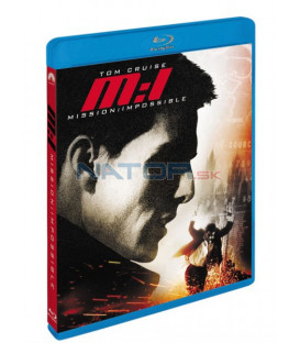 Mission: Impossible (Blu-ray)  (Mission: Impossible)