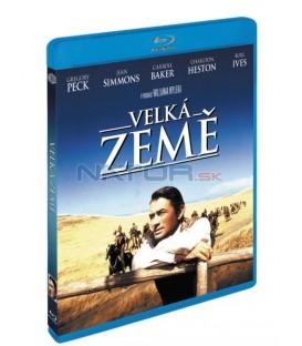 Velká země (Blu-ray)  (Big Country)